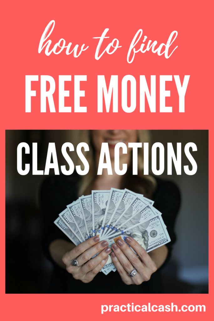 free money class actions