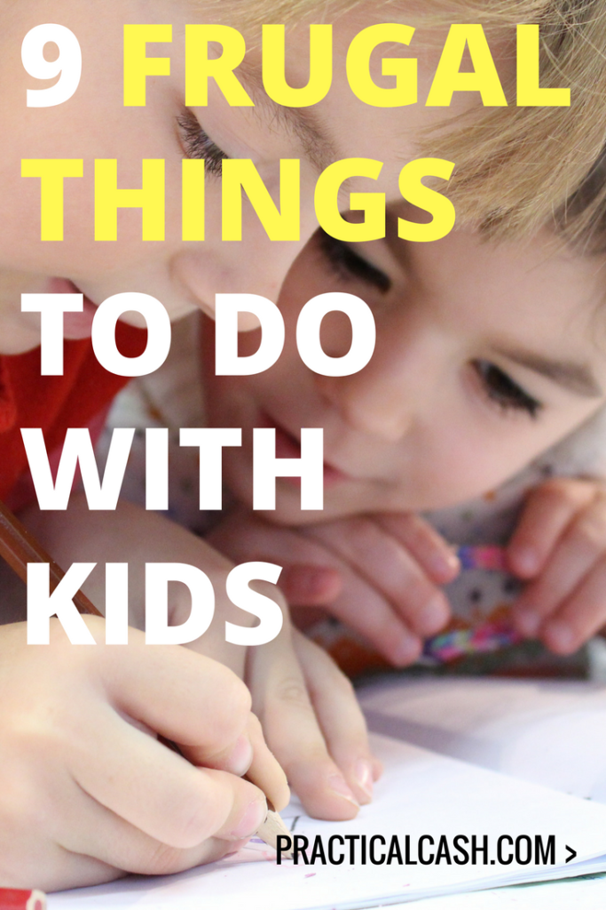 frugal things to do with kids