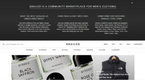 grailed clothing money making app