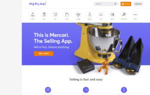 mercari how to earn money fast selling app