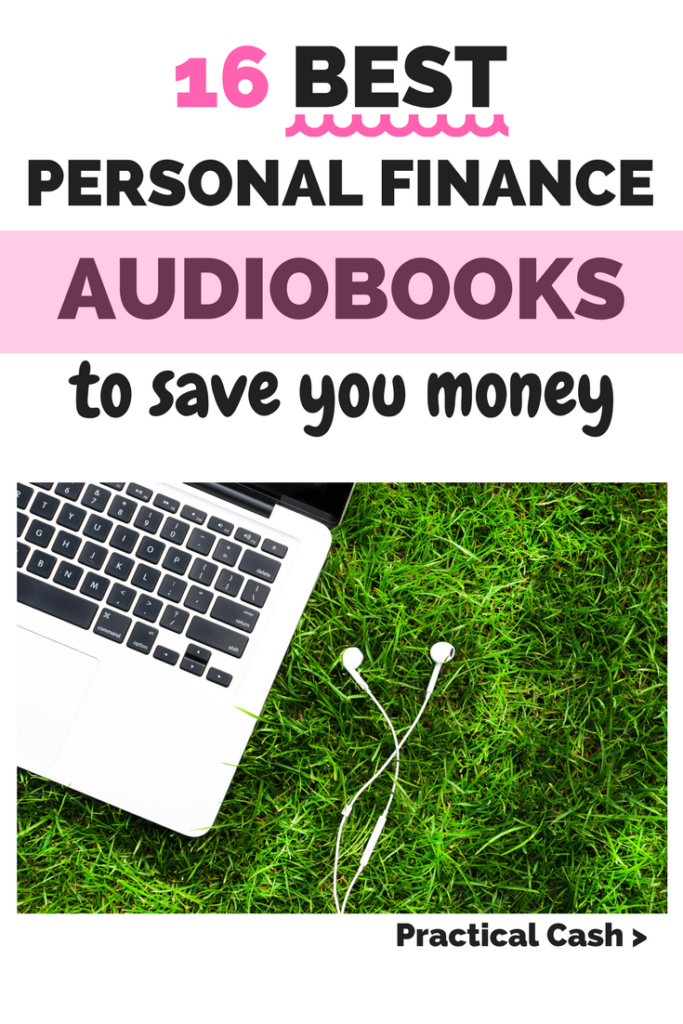 best personal finance audiobooks