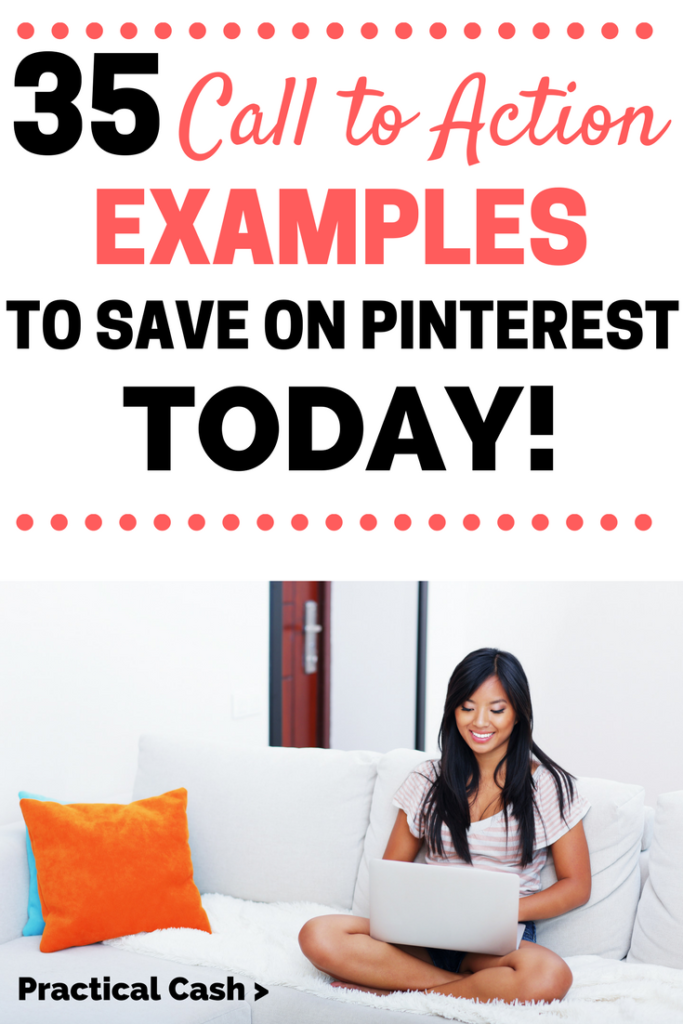 Pinterest Calls to Action Marketing