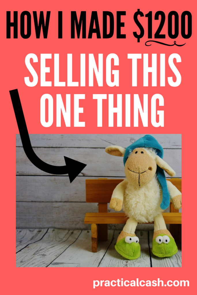 make profit selling plush