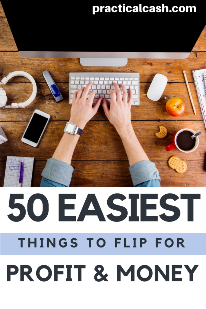 easy things to flip for money