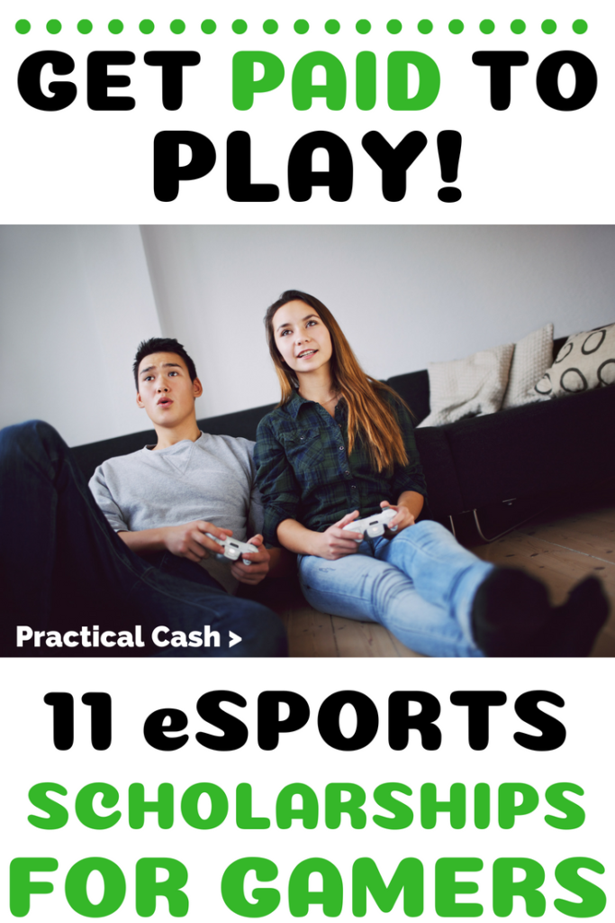 Want college scholarships for your video game skills? Read this comprehensive list of esports colleges and scholarships #esports #gaming #gamer #videogames #college