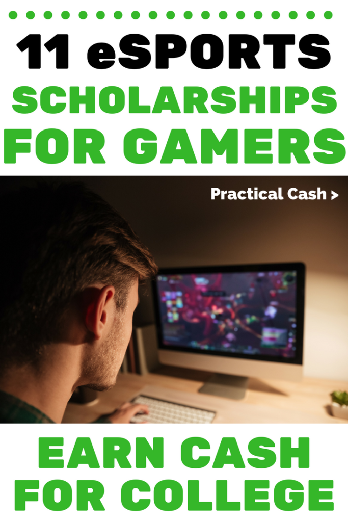 esports college scholarships gamers