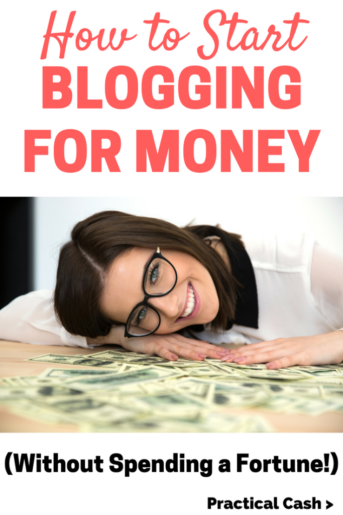 Blogging for Money without Spending a Fortune