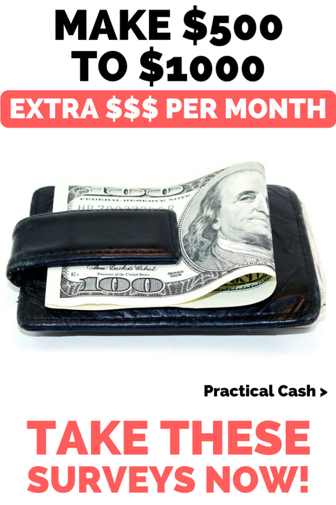 How to Make $500 to $1000 Extra Per Month with Surveys