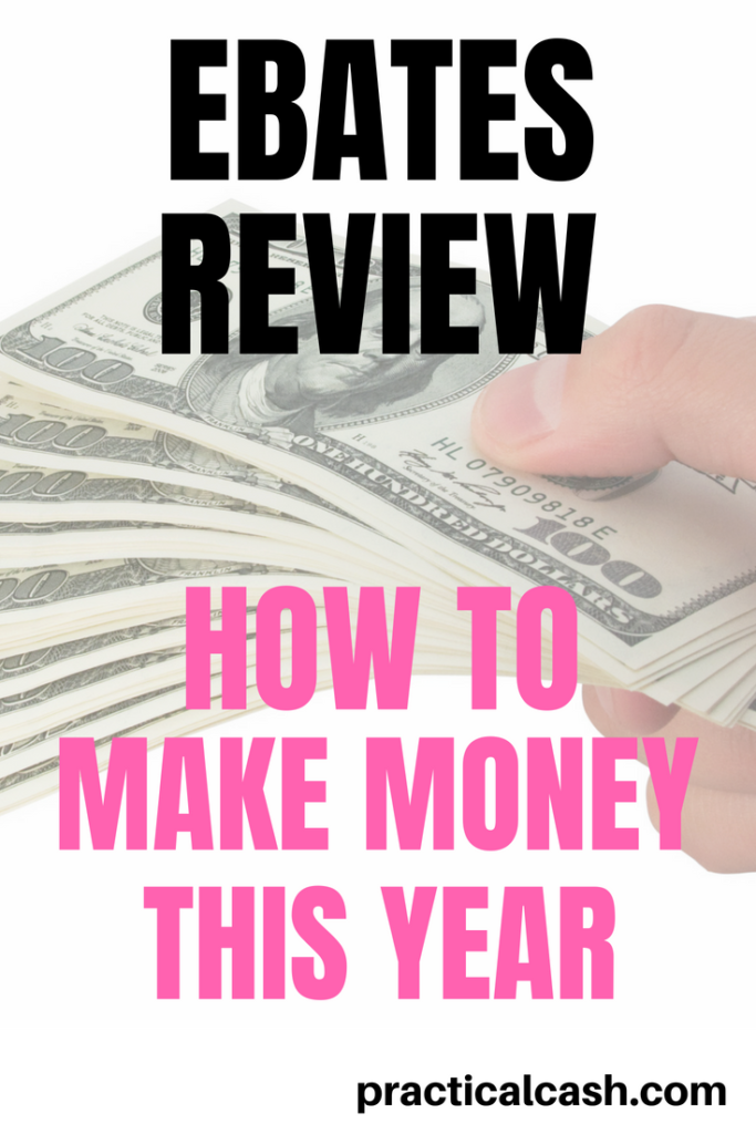 Looking for Ebates reviews? Can you make money with Ebates? A review from an actual user #makemoneyonline #makemoney #sidehustle #extraincome #personalfinance #reviews #ebates