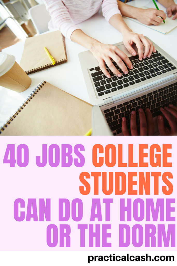 college side hustle ideas