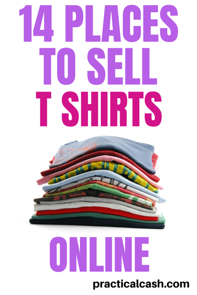 selling t shirts online