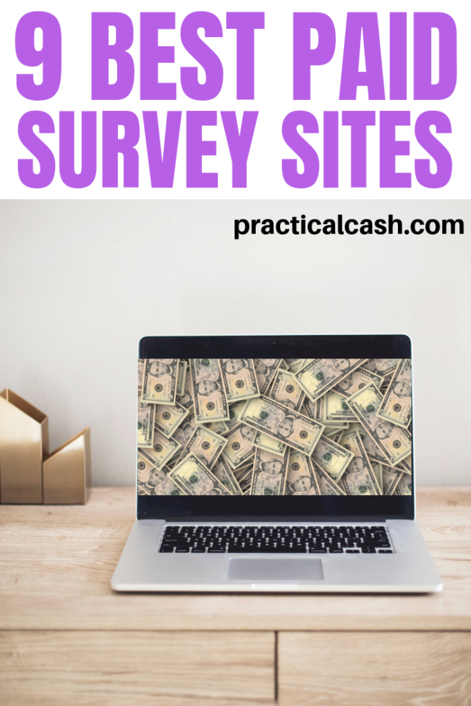 best paid surveys list