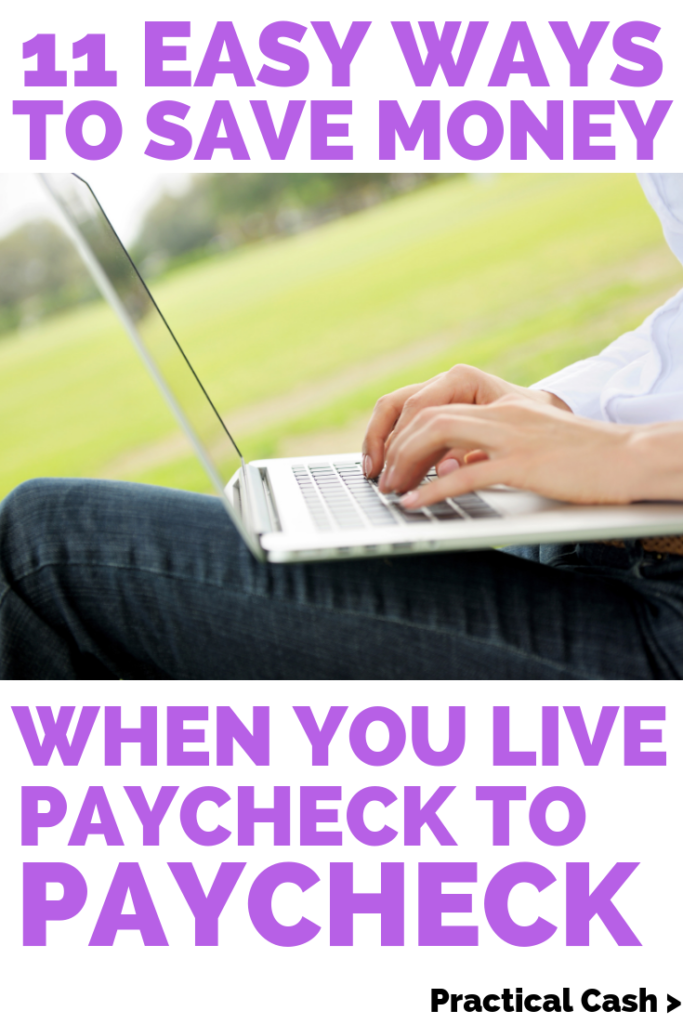 save money tight budget