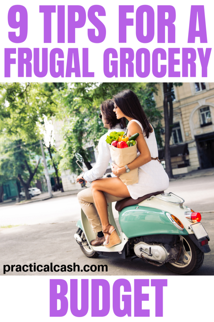 frugal grocery budget ideas
