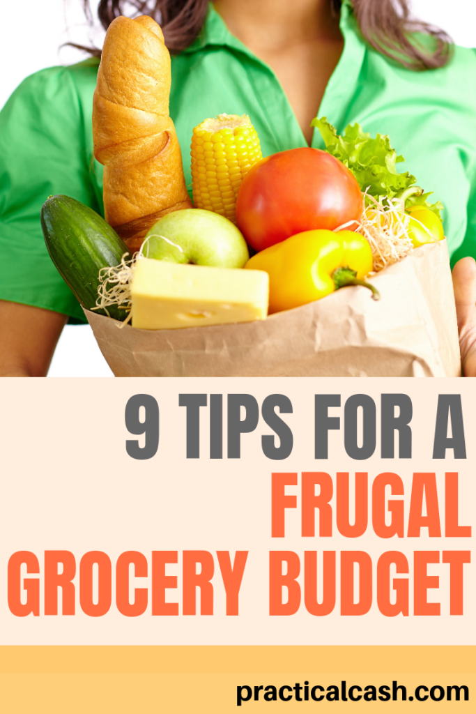 grocery budget list tips
