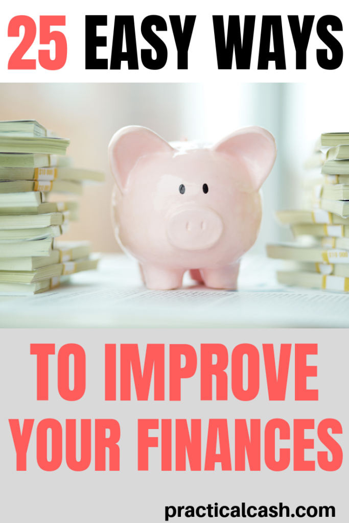 Finance simplification tips