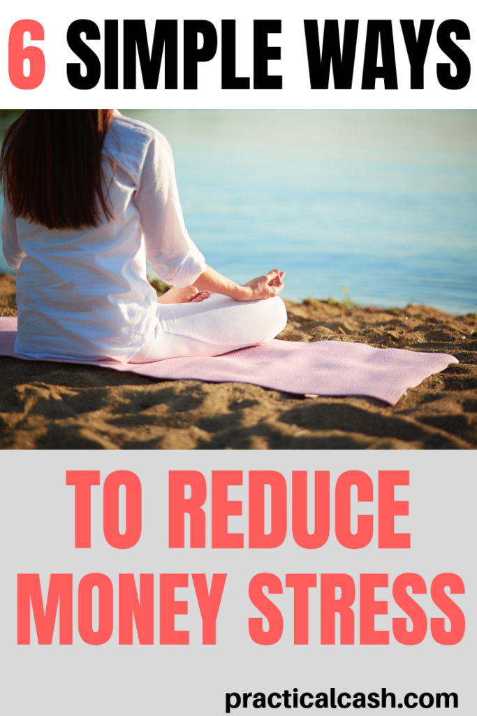 Money stress causes anxiety