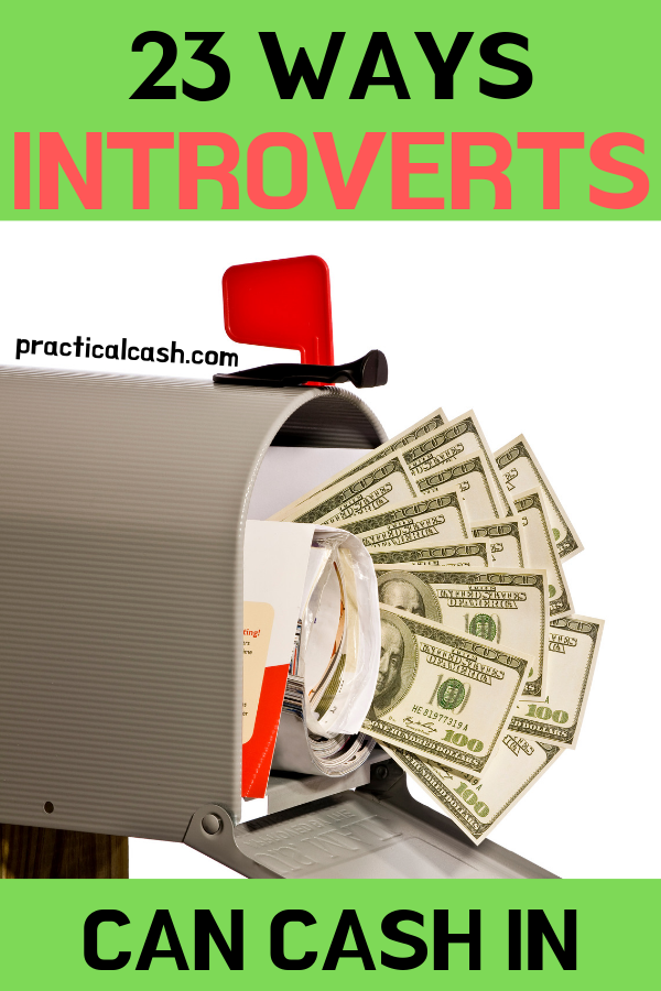 23 Ways Introverts Can Make Money